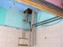 Plafond in badkamer